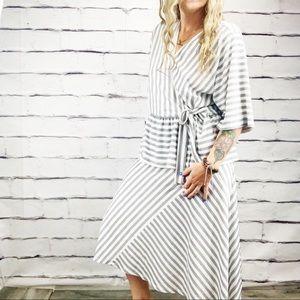 {DKNY} two piece dress set
